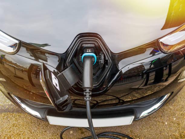 Elektroauto – Foto