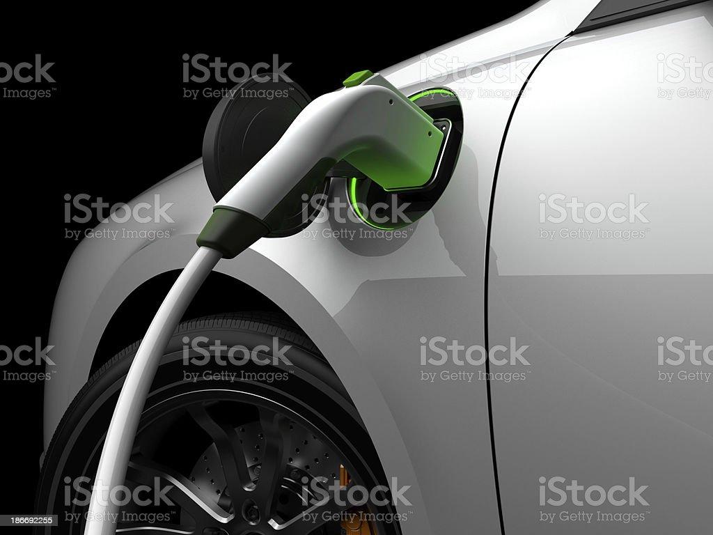 Electric Car – Foto