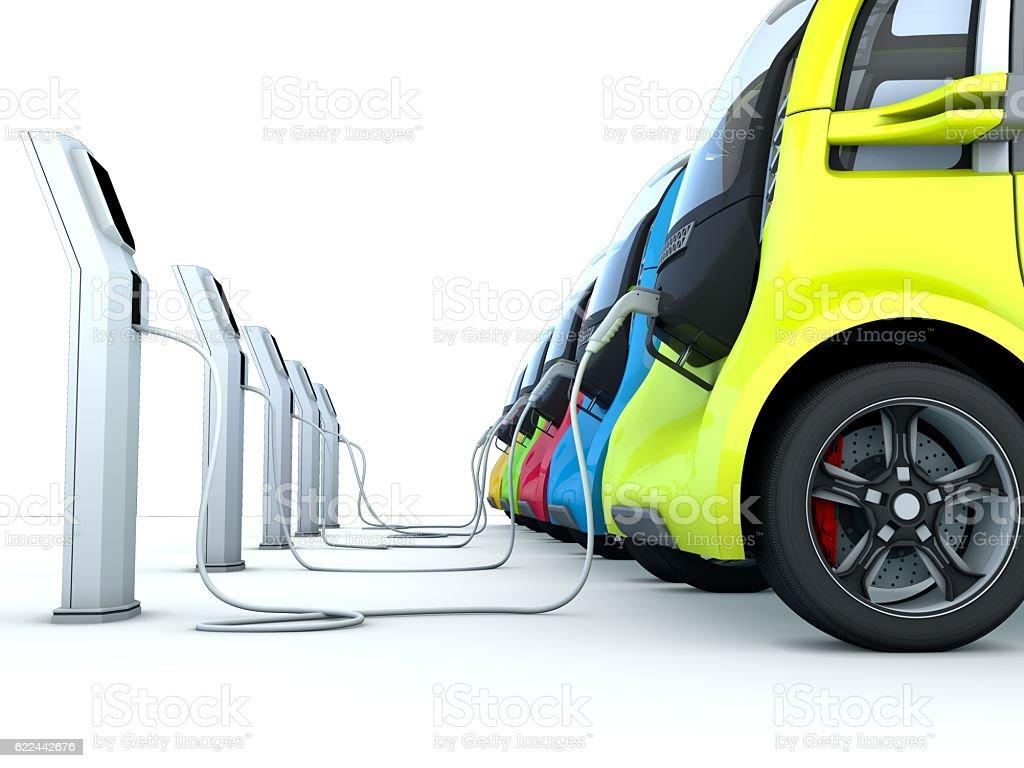 Electric Cars – Foto
