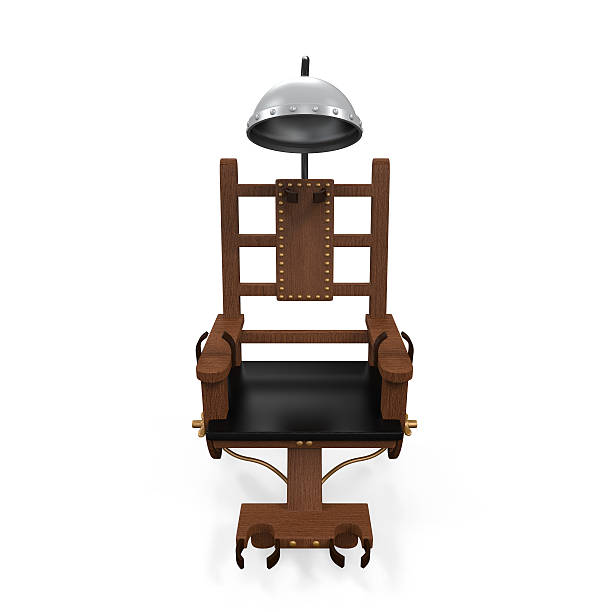 Royalty free electric chair pictures images and stock - Execution en direct chaise electrique ...