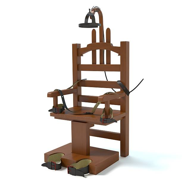 Royalty free electric chair pictures images and stock photos istock - Execution chaise electrique ...