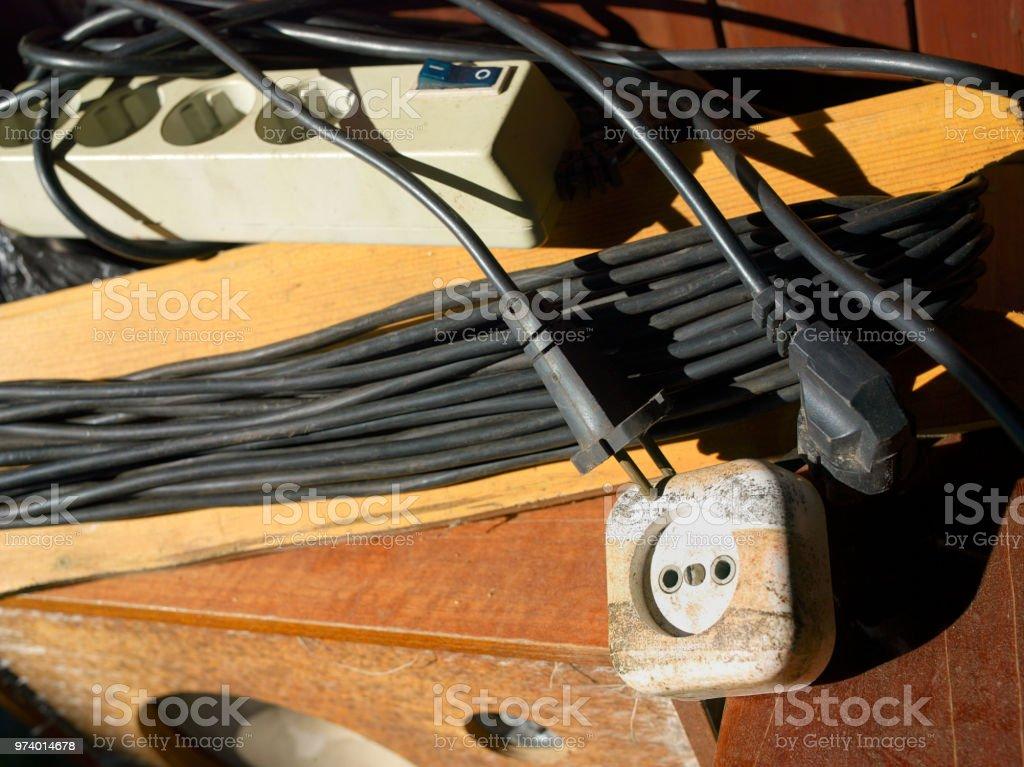 elektriska hookup