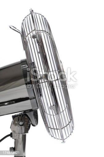 istock Electric Fan in Motion 174573821