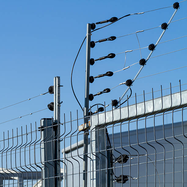 Royalty Free Electric Fence Pictures, Images and Stock Photos - iStock