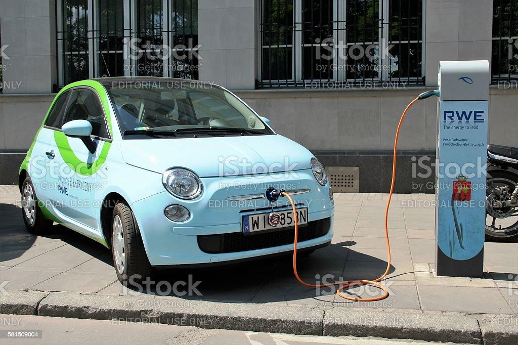 """Résultat de recherche d'images pour """"fiat 500 electric"""""""