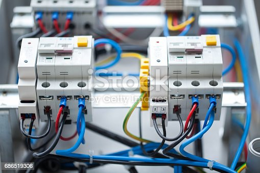 istock Electric fuse close up 686519306