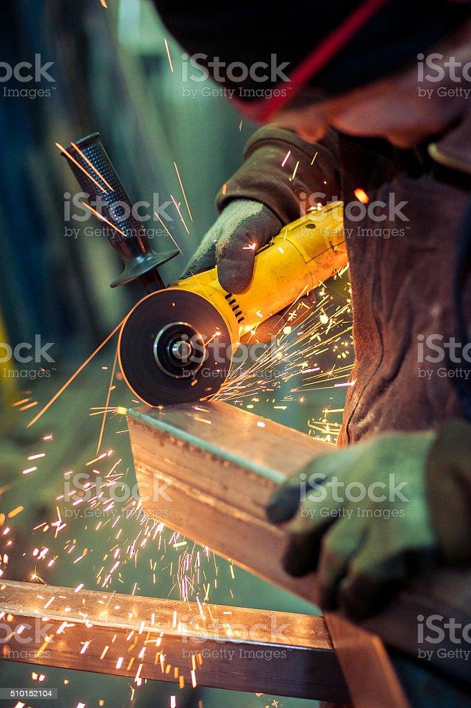 Molinillo eléctrico - foto de stock