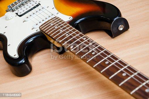 1014432572istockphoto Electric guitar 1184648300