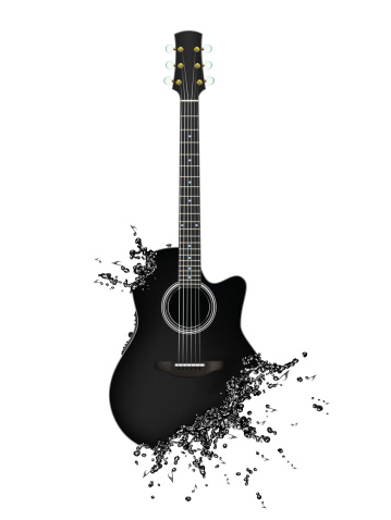electric guitar stock photo download image now istock. Black Bedroom Furniture Sets. Home Design Ideas