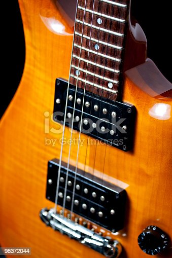 Electric Guitar Stock Photo & More Pictures of Blues Music