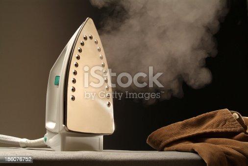 istock electric iron 186076752