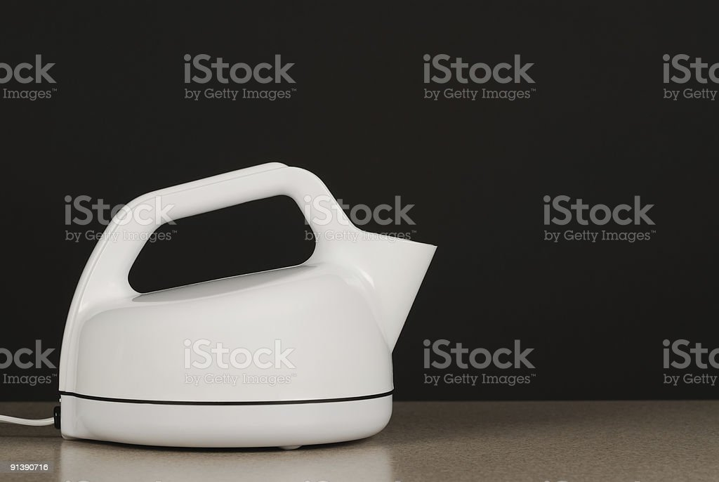 Electric Kettle royalty-free stock photo