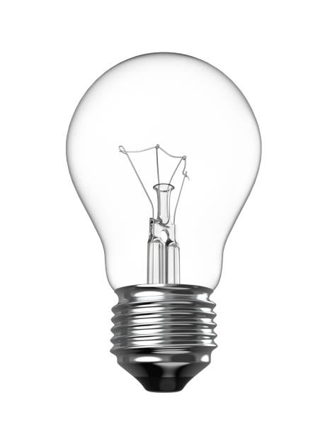 electric light bulb - light bulb stock pictures, royalty-free photos & images