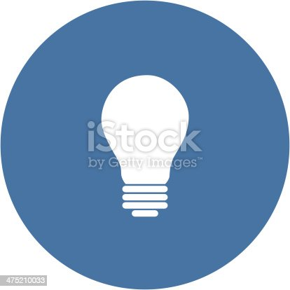 istock Electric light bulb 475210033