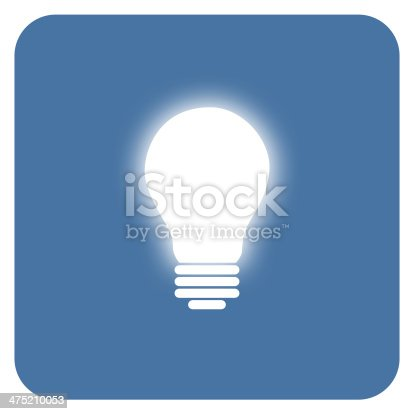 istock Electric light bulb 475210053