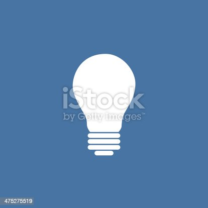 istock Electric light bulb 475275519