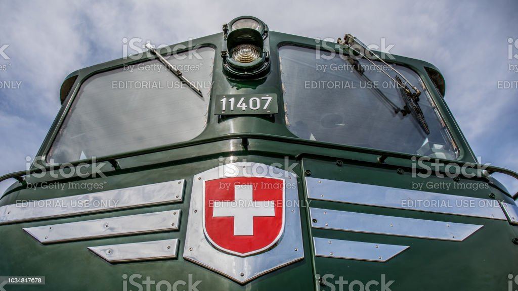 Elektrische Lokomotive SBB Ae 6/6 – Foto