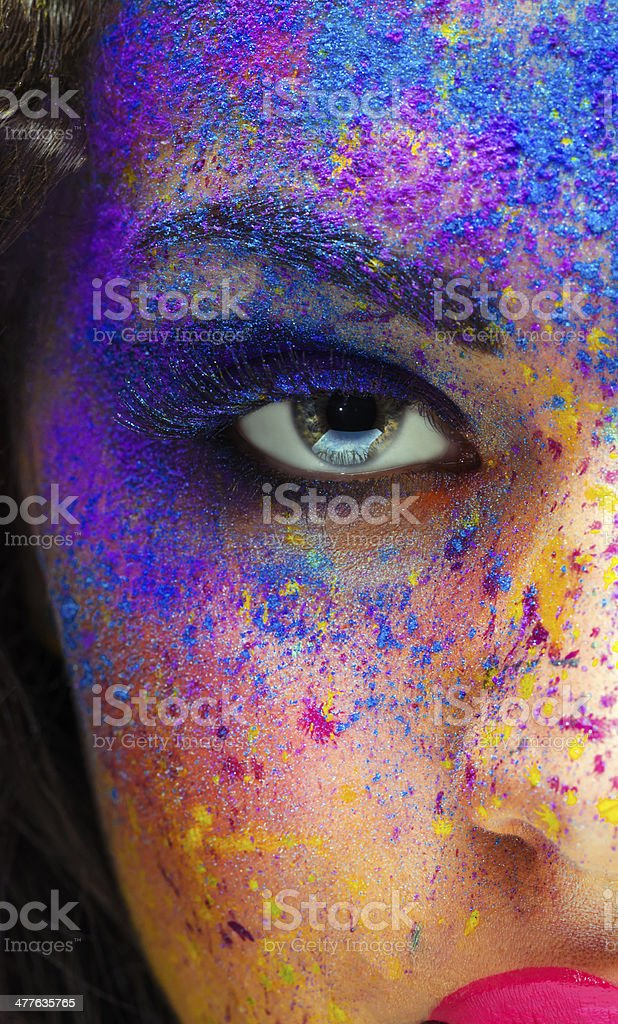 electric Make-up – Foto