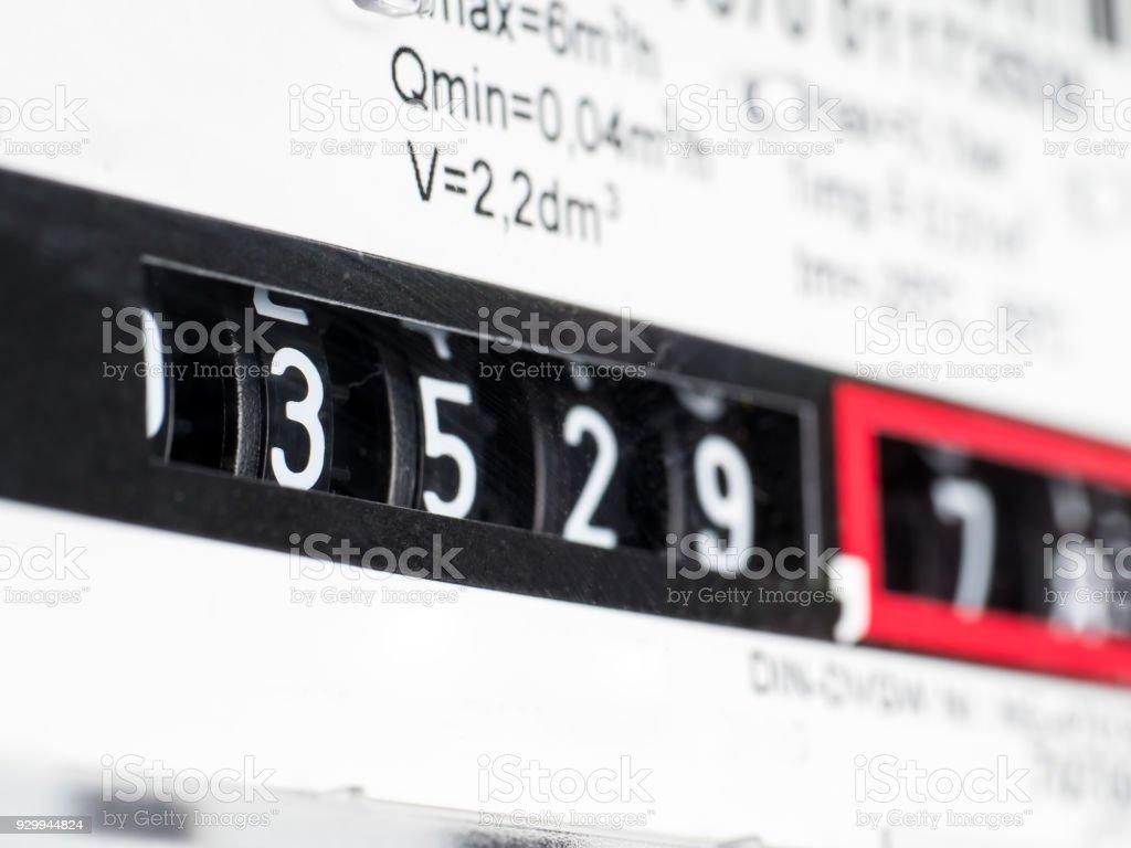 Electric meter – Foto