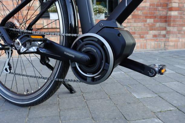 Electric motor in electric bike