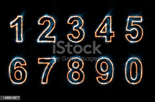 istock electric numbers 146924877