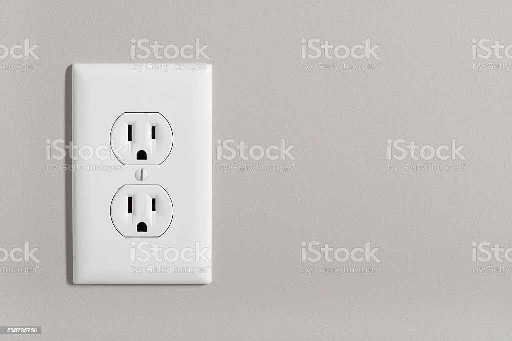 Electric Outlet Stock Photo & More Pictures of Amperage   iStock