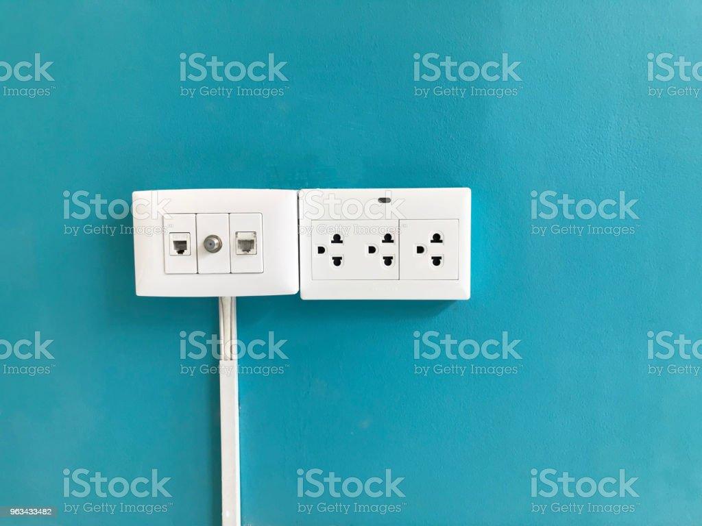 Pris'électrique - Photo de Adaptateur libre de droits