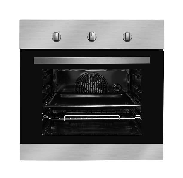 elektrischer ofen - geschlossene küchen stock-fotos und bilder