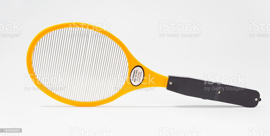 Electric Pest Swatter stock photo
