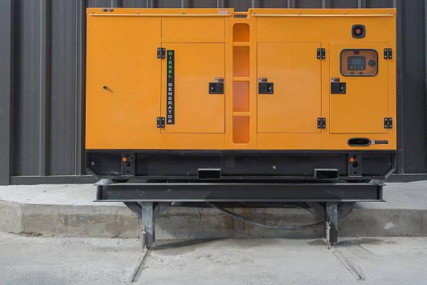 Générateur de puissance électrique - Photo