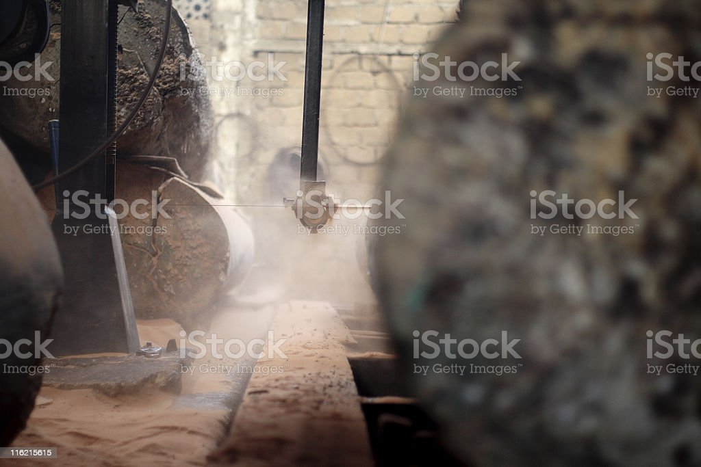 Electric Saw royalty-free stock photo