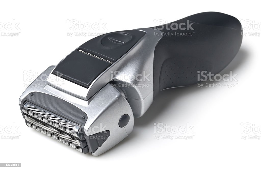 Electric Shaver stock photo