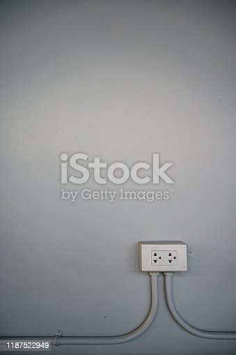 940992564 istock photo electric switch with  surface background. 1187522949
