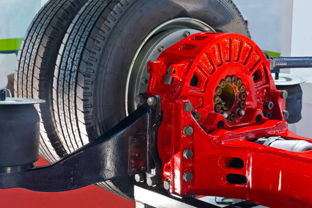 Electric vehicle motor system of the car wheel hub