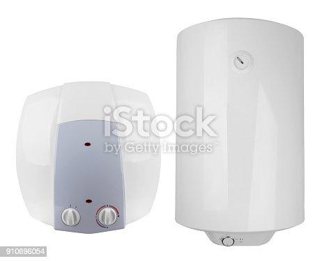 istock electric water heater 910696054