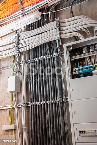 istock electrical conduits 502417453