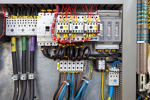 electrical control panel - control panel stock photos and pictures