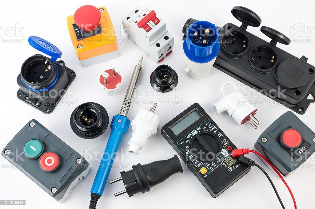 Elektrische Geräte und Werkzeuge – Foto