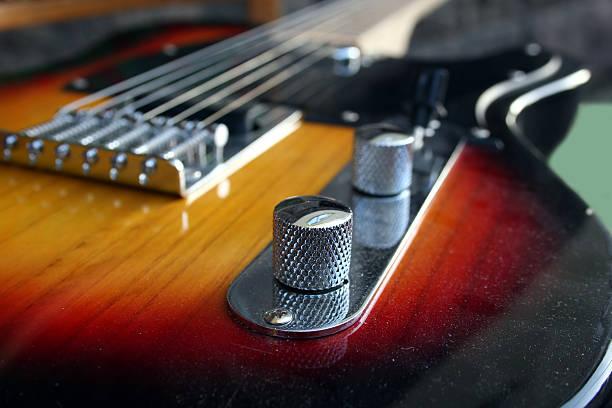 elektrische gitarre - andreas weber stock-fotos und bilder