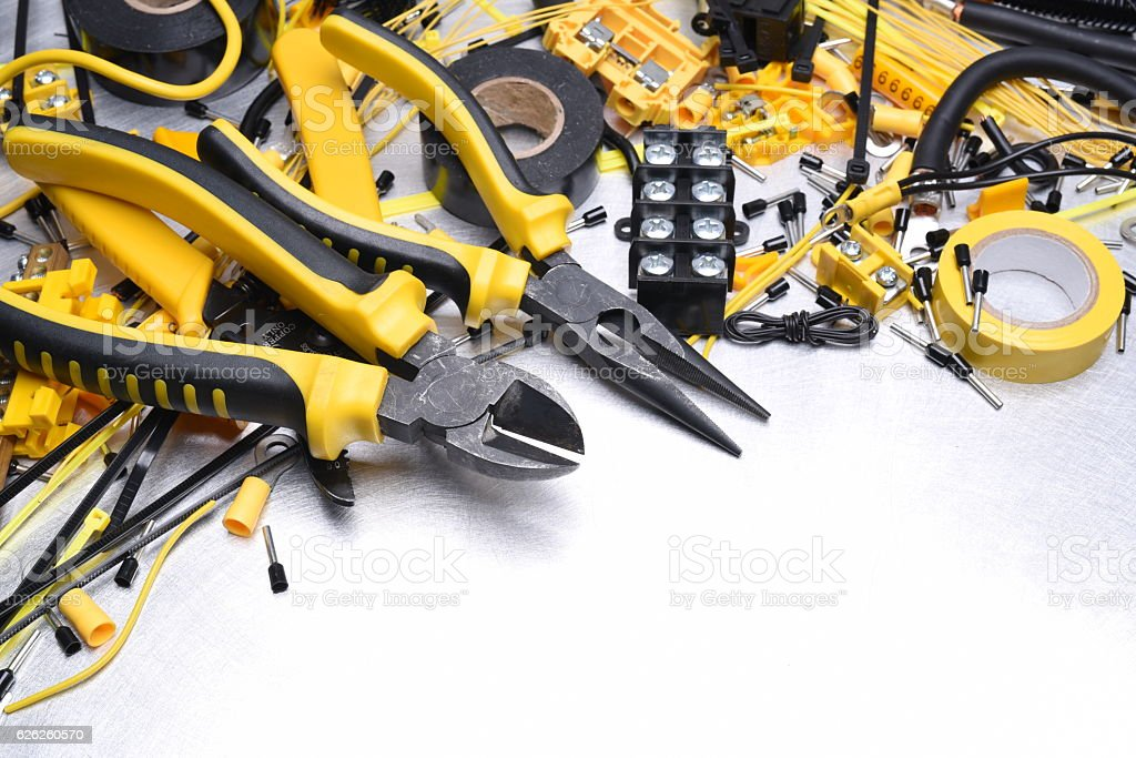 Cable Equipment Metal Power Line Supply Electrical Installation Tools