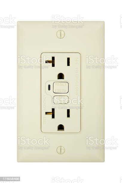 Electrical Outlet Stock Photo - Download Image Now