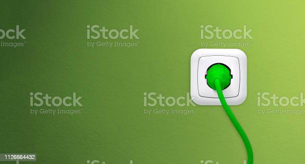 Electrical outlet with plug on green wall picture id1126664432?b=1&k=6&m=1126664432&s=612x612&h=expv5eko zh hqhh rw9jw84t8rv9bqcyqkrdoi9rfy=