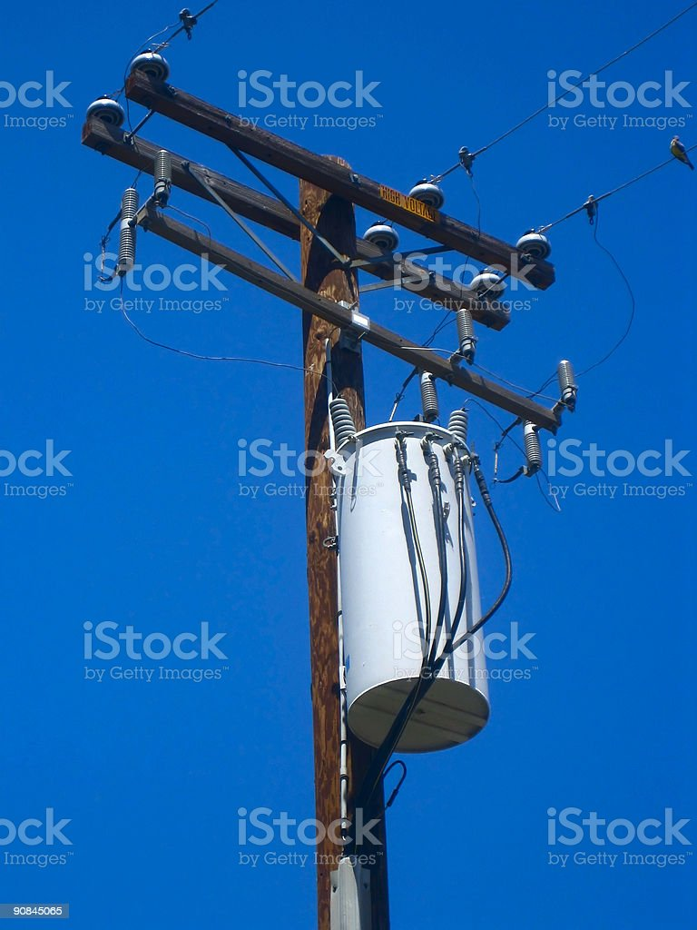 Electrical royalty-free stock photo