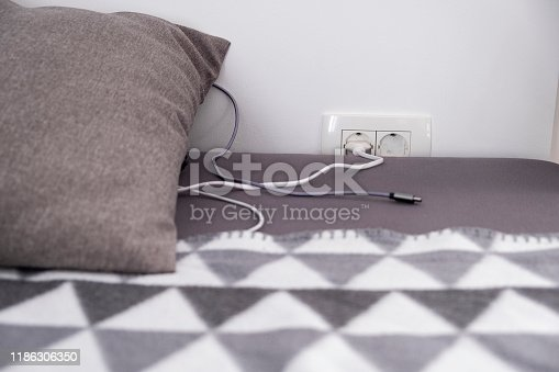 Electrical plug and chargers at home