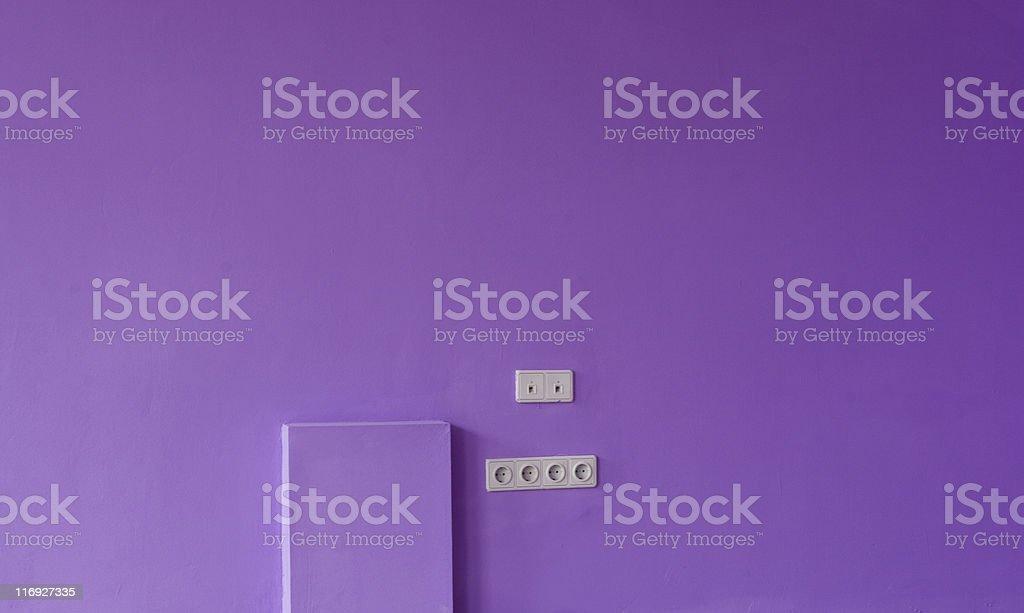electrical plug socket royalty-free stock photo