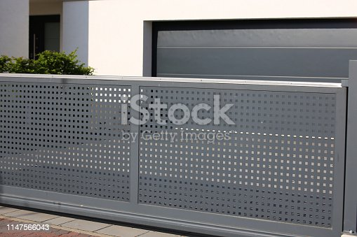 Electrical sliding gate / rolling gate