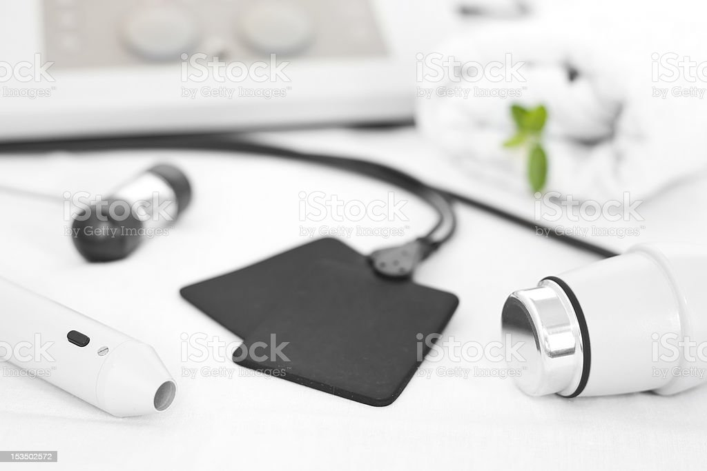Electrical Stimulation Machine stock photo
