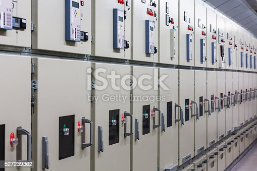 istock Electrical switchgear 527239362