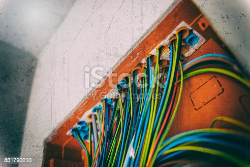 istock Electrical Wires 831790210