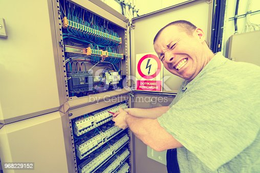 1152920014 istock photo electrician electrocuted 968229152